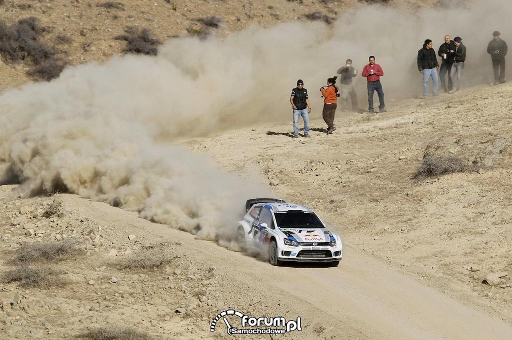 Volkswagen Polo R WRC, Rajd Meksyku