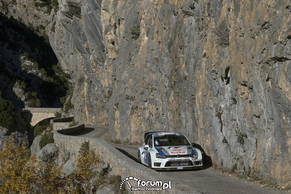 Volkswagen Polo R WRC w legendarnym Rajdzie Monte Carlo, 3