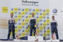 Volkswagen Scirocco R-Cup, zawodnicy na podium