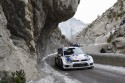 VW Polo R WRC, Rajd Monte Carlo 2013