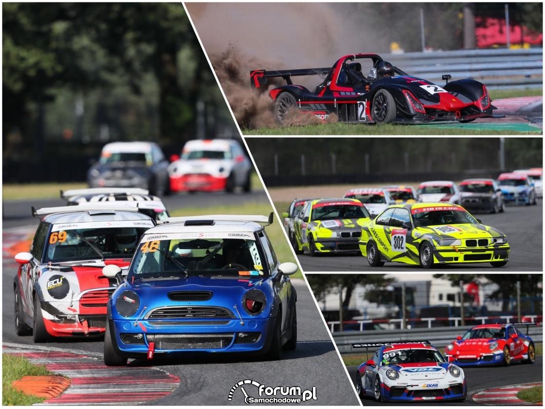 Inauguracja sezonu WSMP. Szybkie auta, mocna obsada, zwycięska Rdest