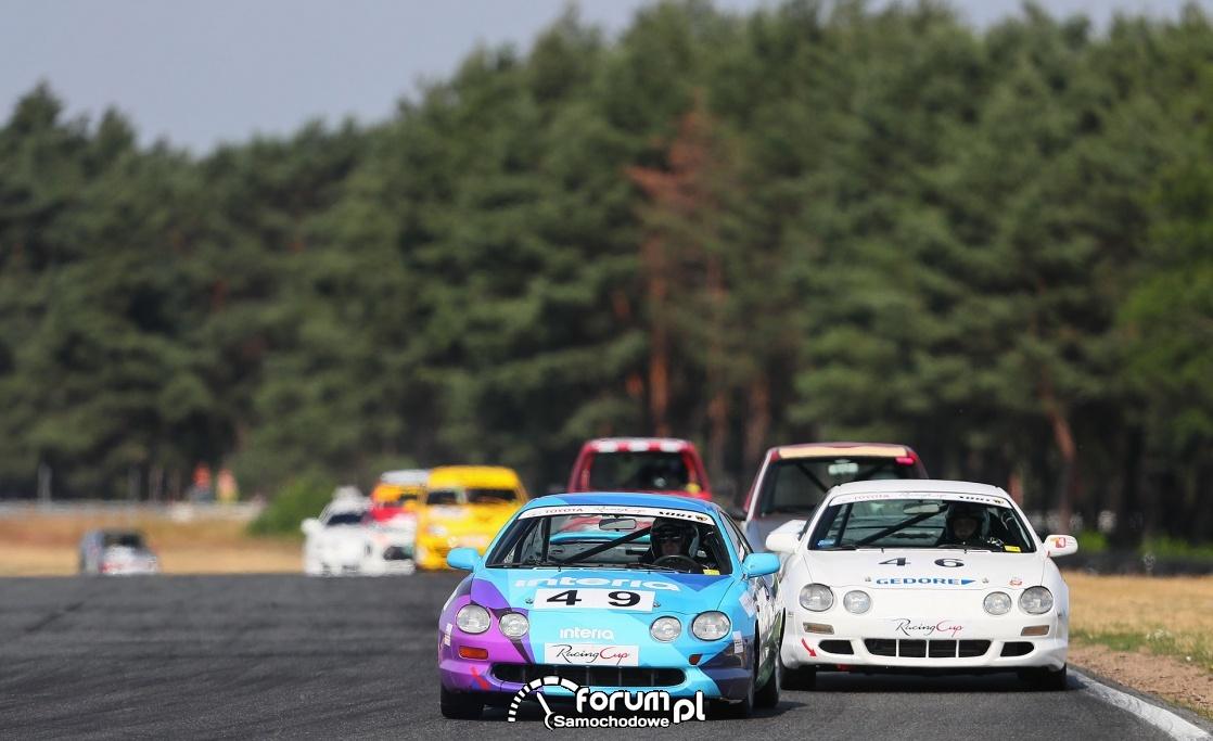Wyścigowe Samochodowe Mistrzostwa Polski, Toyota Celica