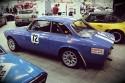 Alfa Romeo 2.0 GT, bok