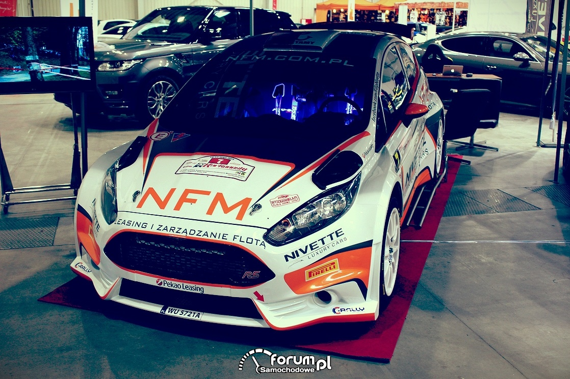 Ford Fiesta RS, Filip Nivette