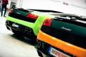 Lamborghini Gallardo, wysuwany spoiler