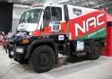 Mercedes - NAC Rally Team