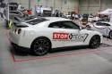 Nissan GTR, bok