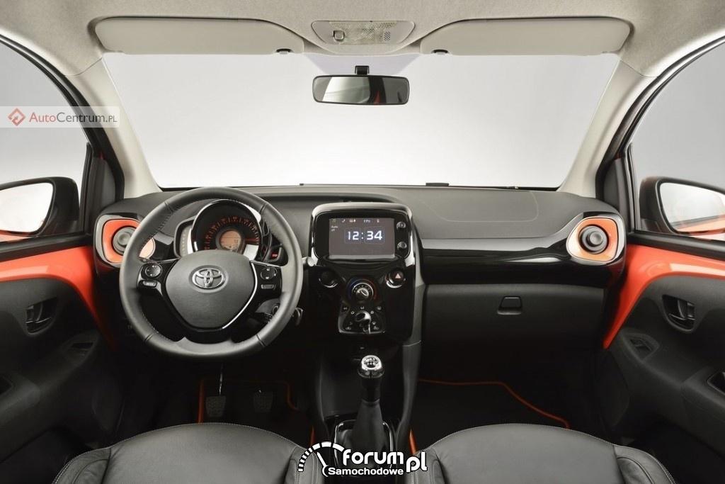 Nowa Toyota Aygo II
