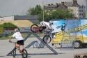 Wyczynowa jazda na rowerach