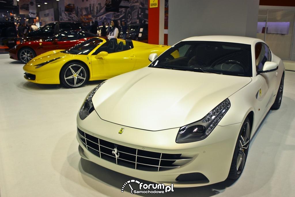 Ferrari FF z napędem na 4 koła