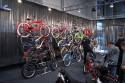 Kolorowe rowery miejskie