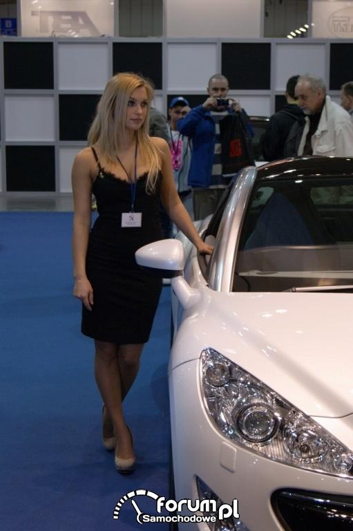Peugeot RCZ, 2