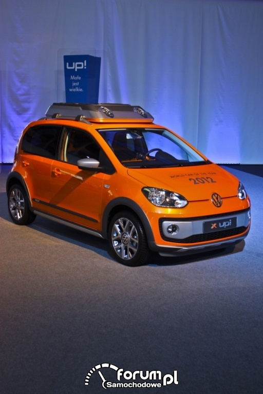 Volkswagen X UP!