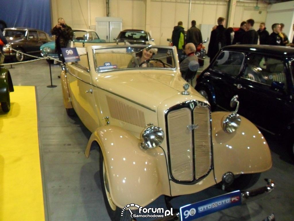 Audi oldcar