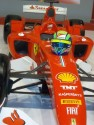 Bolid Ferrari F1