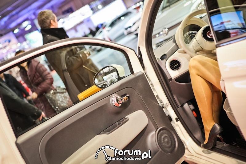 Fiat i wnętrze