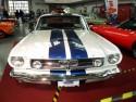 Ford Mustang 289, przód