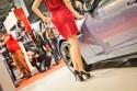 Jaguar F-Type i piękne nogi