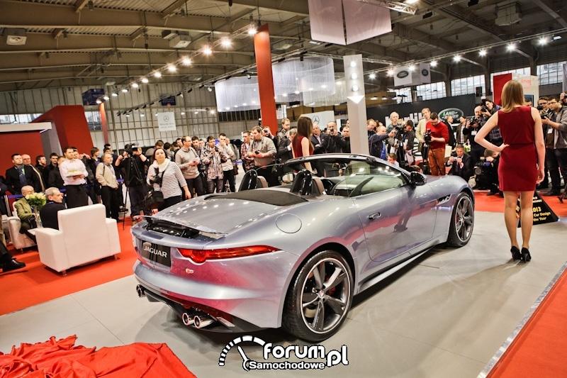 Jaguar F-Type, premiera