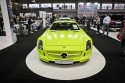 Mercedes SLS Electric Drive, przód