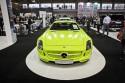 Mercedes SLS Electric Drive, przód