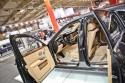 Rolls-Royce Ghost, otwarte drzwi i wnętrze