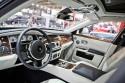 Rolls-Royce Ghost, wnętrze