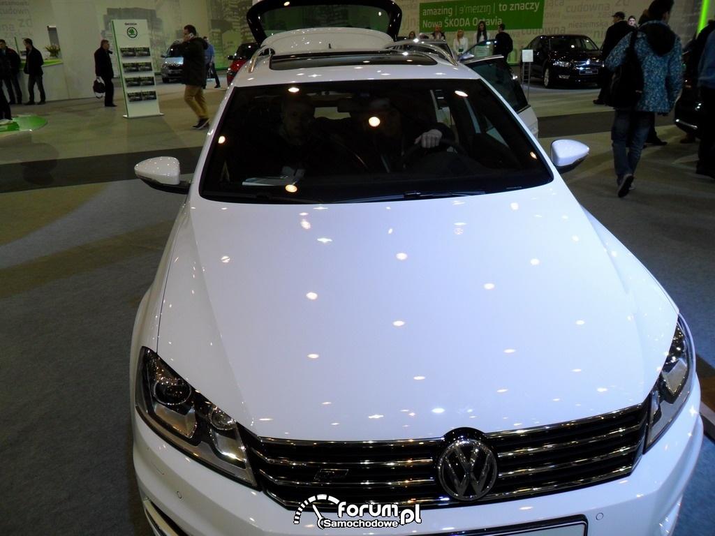 Volkswagen Caddy Limuzyna, przód