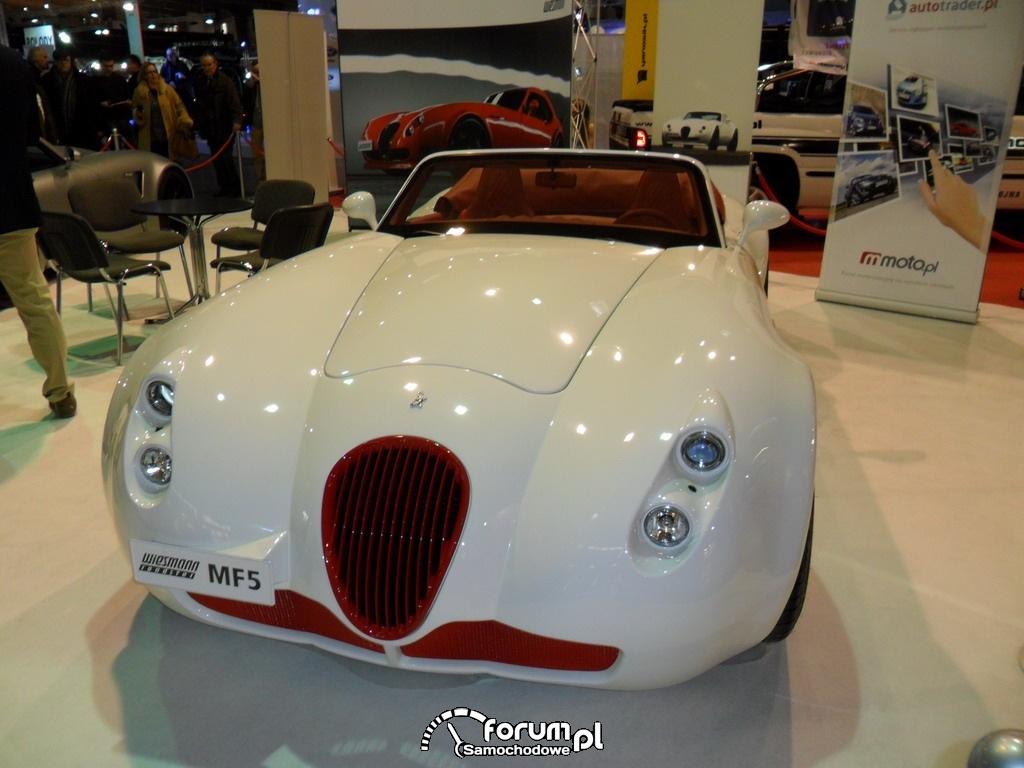 Wiesmann GT MF5, cabrio