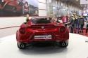 Alfa Romeo 4C, tył