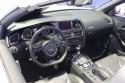 Audi RS5 Cabrio, wnętrze
