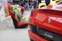 Ferrari, sportowe fotele