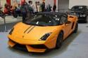 Lamborghini Gallardo, przód
