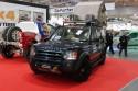 Land Rover Discovery4 z zabudową namiotową