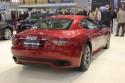 Maserati GranTurismo Sport, tył