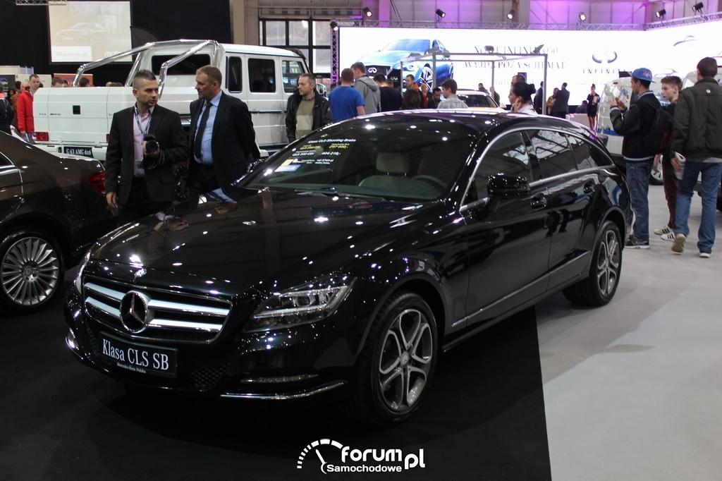 Mercedes-Benz Klasa CLS SB