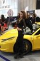 Modelka, Ferrari