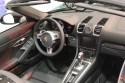 Porsche Boxster GTS, wnętrze