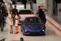 Porsche Cayman S, przód