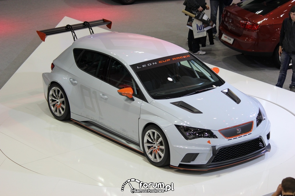 Seat Leon Cup Racer, 2
