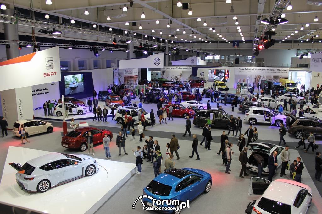 Motor Show 2014 - podsumowanie kolejnej zakończonej edycji