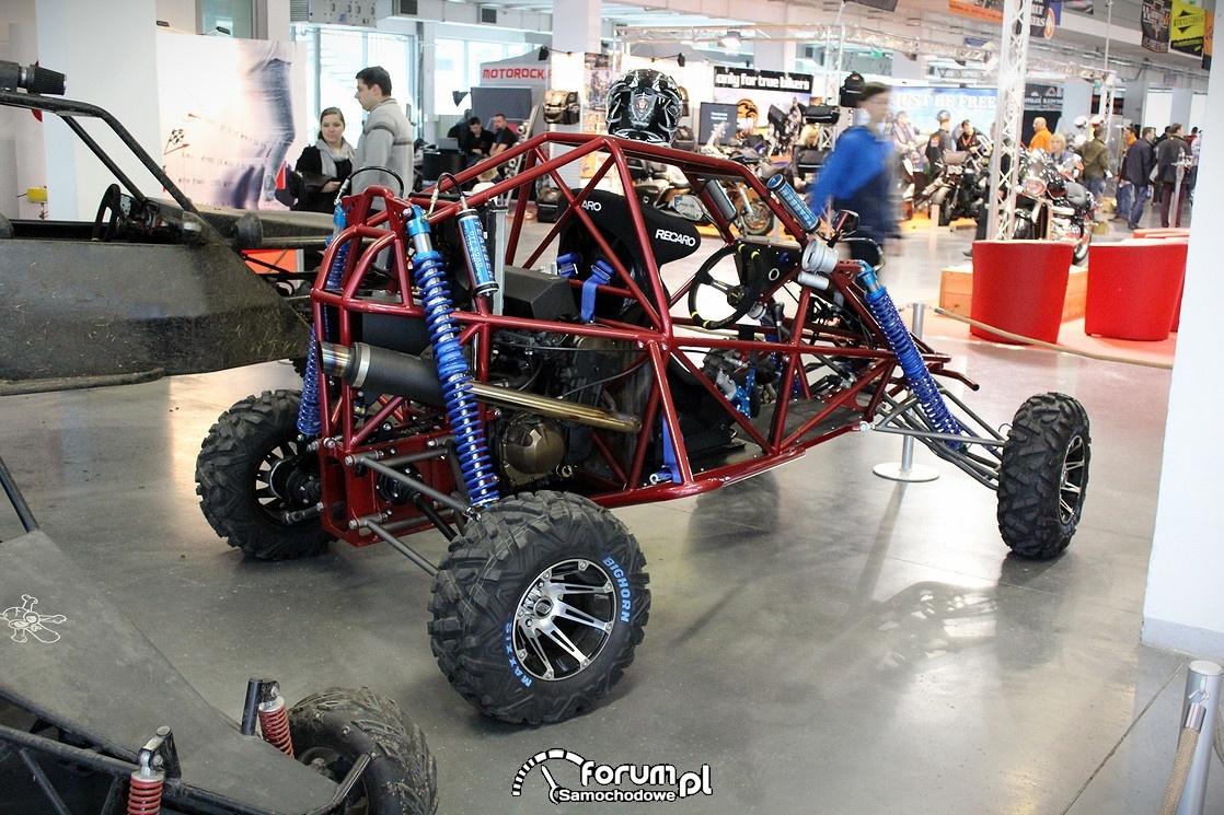 ATV jednoosobowy