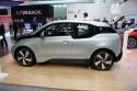 BMW i3, bok