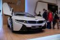 BMW i8, przód