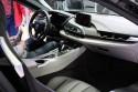 BMW i8, wnętrze