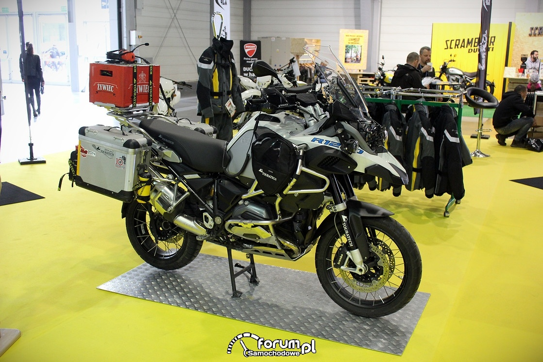BMW Touratech R1200 GS