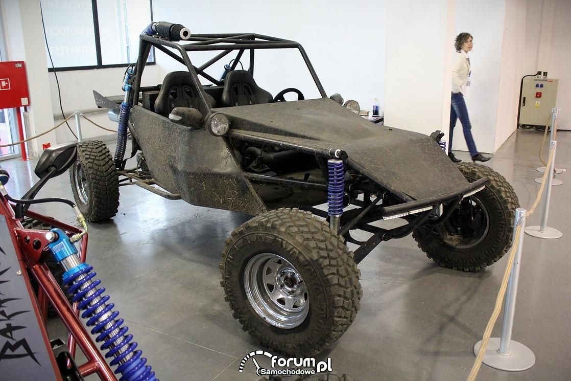 Duży pojazd ATV