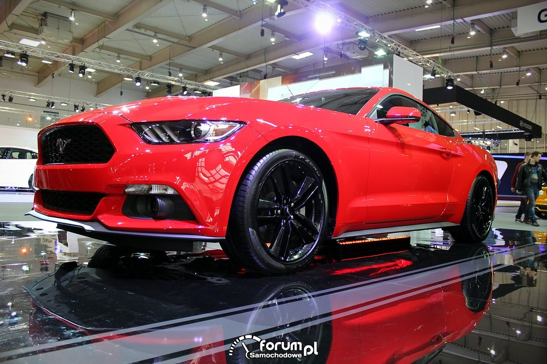 Ford Mustang 5.0 V8 GT 421KM
