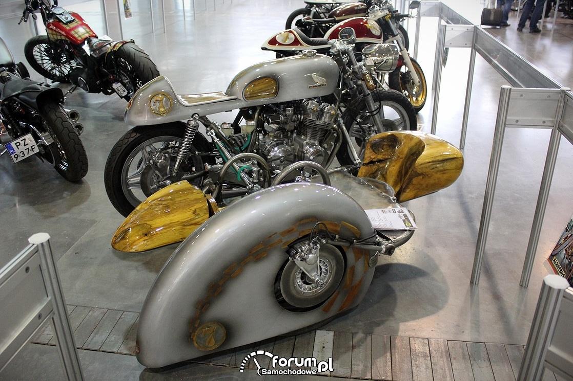 Honda CB 750 Boldor - Pinokio Sidecar