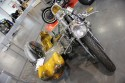 Honda CB 750 Boldor - Pinokio Sidecar, widok z przodu